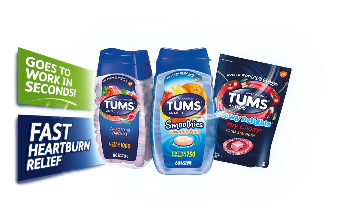 TUMS Refresh Product