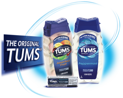 TUMS Assorted Fruit Flavor