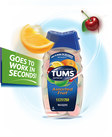 TUMS Extra Strength 750
