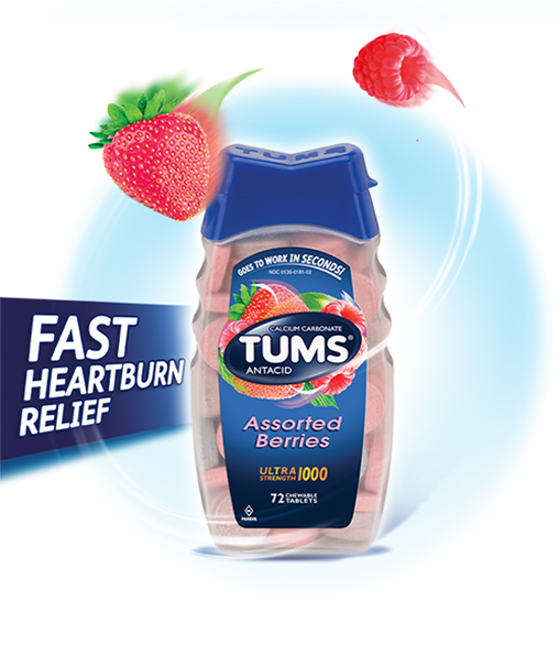 TUMS® Ultra Strength 1000