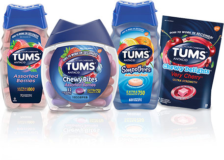 TUMS Products