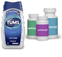 TUMS Vs Other Antacids